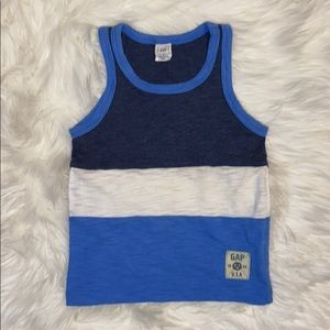 GAP toddler boy tank top - 2 years